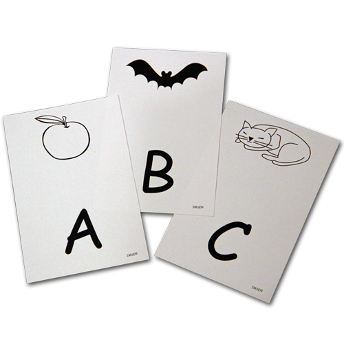 Capital Alphabet Cards