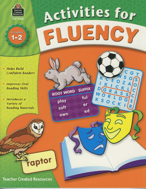Activities for Fluency Grade 1-2