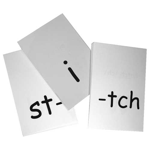 Phoneme Grapheme Card Pack Large